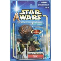 Yoda Jedi Master Attack Of The Clones Star Wars