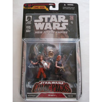 Luke Skywalker & Mara Jade Heir To The Empire Comic Pack