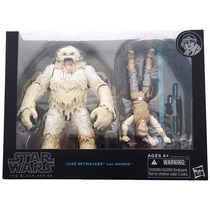 Luke Skywalker Hoth And Wampa Star Wars The Black Series 6