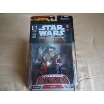 2007 Star Wars Dh Comic Pack #10 Luke Skywalker Mara Jade