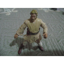 2001 Hasbro Star Wars Episode 2 Obi Wan Kenobi Coruscant