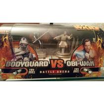 Escenario De Duelo Bodyguard De Grievous Vs Obi Wan Kenobi