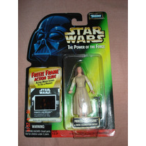 Power Of The Force Leia Organa Ewok Celebration Frezee Frame
