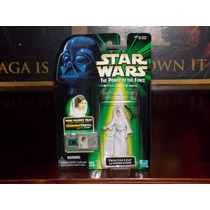 Durge22: Princess Leia Anh Power Of The Force Commtech 1999