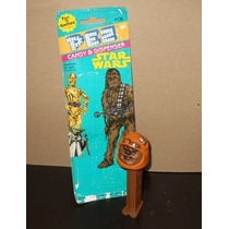 Wicket Star Wars Pez Dispensers Dispensador De Dulces Avof