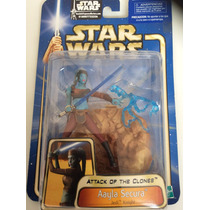 Aayla Secura Jedi Knight - Star Wars Attack Of The Clones