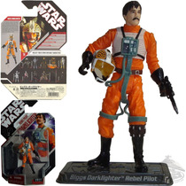 :: Biggs Darklighter :: Star Wars 3oth Aniv #14 Rebel Pilot