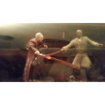 Darth Didious Vs Mece Windu