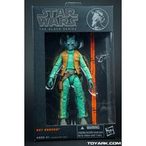 Figura D Accion Hasbro Star Wars Greedo De 6 Pulgadas