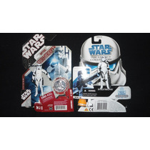 Star Wars Lote Stormtrooper Tropas Imperiales Au1