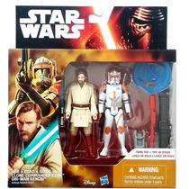 Obi-wan Kenobi & Commander Cody Star Wars Mission Series