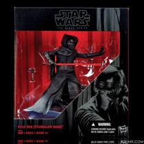 Star Wars Black Series 6 Kylo Ren Starkiller Base
