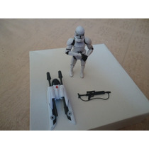 Hasbro Star Wars Rots Clone Trooper With Jet Backpack