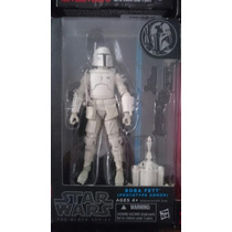 ** Star Wars Boba Fett Protitype Black Series Hasbro **