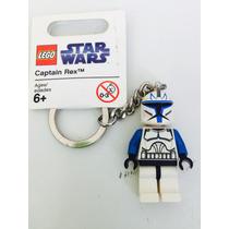 Lego Capitan Rex - Llavero