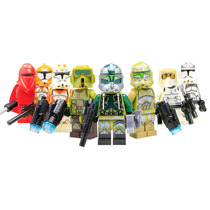 Set De Star Wars Tropper Tropas Tipo Lego