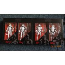Stormtrooper Evolution Star Wars Black Series 4 Pack Clone
