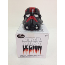 Disney Vinylmation Star Wars Legion Casco Stormtrooper
