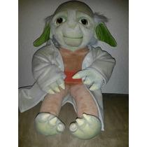 Star Wars Yoda Peluche /mide 50 Cm.