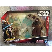 Hero Mashers Star Wars Yoda Vs Emperor Palpatine