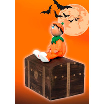 Dulcero Pasta Francesa Flexible Halloween Figura