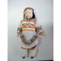 Colección Muñecas Del Mundo De Porcelana Rba 16