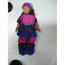 Colección Muñecas Del Mundo De Porcelana Rba 30