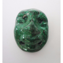 Carita De Piedra Tipo Prehispánico