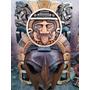 Mascaras Mayas Finas Calidad Premium. Envio Gratis!!