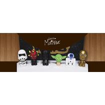Figuras Coleccionables De Star Wars Hechas 100% A Mano