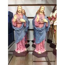 Figura Del Sagrado Corazón De Jesús
