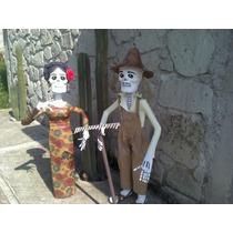 Figuras Para Ofrendas Y Halloween
