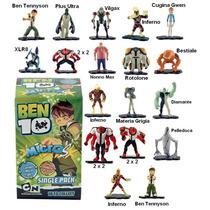 Figuras Miniaturas, Micro Ben 10 Originales