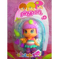 Pinypon Munequita Pelo Morado Fashion Modelo 12
