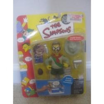 World Of Springfield Wos Simpsons Serie 10 Scout Flanders