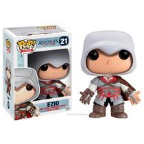 * Funko Po! Ezio #21 Assassins Creed Games Vv4
