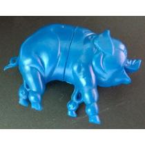 Armable Cochino Figura De Twinky Serie Animales Locos R&l