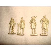 Mini Coleccion De Soldados Metalicos