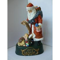 Navidad Colección Santa Claus Porcelana Grandeur Noel Envio