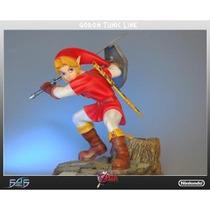 F4f Estatua De Goron Link De Zelda Ocarina Of Time Nueva
