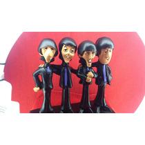 Beatles Abrazados, Coleccionable, Varios Modelos, Resina