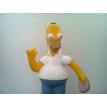 Muñeco Homero Simpson De Burguer King