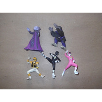 Power Rangers,lote De Figuras,90s,varias Series