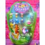 Tinker Bell Y Hadas Set De Serie 3 Figuras Squinkies Miniat