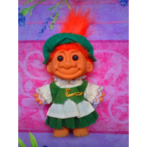 Troll Vestida De Irlandesa