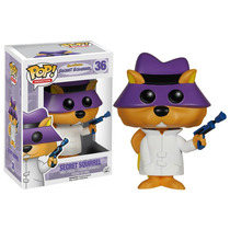 * Secret Squirrel # 36 Funko Pop! Hanna-barbera