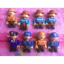 Figuras De Policias Y Guardias Miniatura