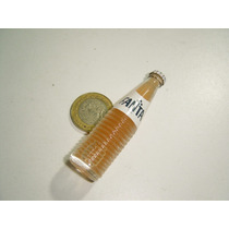 Antigua Mini Botella Botellita Refresco Fanta Otra
