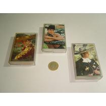 Vintage Cassettes De Alejandro Fernández 3 Piezas