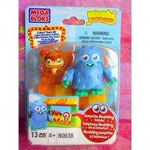 Mega Blocks Set De Moshi Monsters Modelo 4